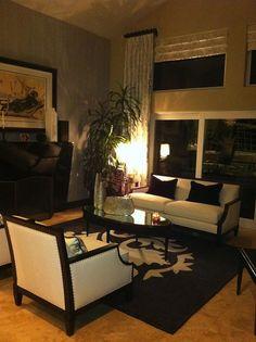 San Antonio Heights Project  Formal Living Room