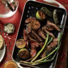 Try the Bistec Adobado with Grilled Green Onions Recipe on williams-sonoma.com/