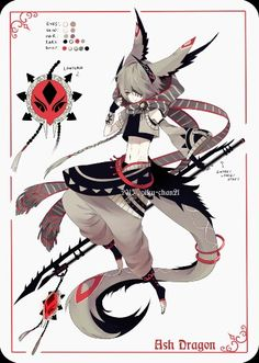One of the spirit that part of the great kitsune. - Mirai no grey  + Age : 1.599