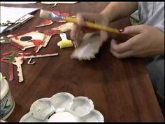Mulher.com 07/12/2012 Marisa Magalhães - Arte em madeira 1/2