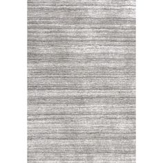 Icelandia Grey Hand Knotted Rug design by Dash & Albert