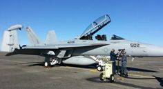 vaq-136 gauntlets electronic attack squadron tacelron vaqron ea-18g growler us navy nas whidbey island