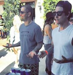Matt and Brian...