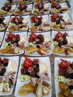 Turkish Recipes, Ethnic Recipes, Pasta Salad, Food Buffet, Crab Pasta Salad, Lunch Buffet