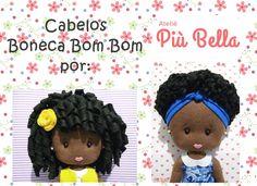 Boy Doll, Girl Dolls, Foam Wigs, Kawaii Felt, Corn Husk Dolls, Doll Making Tutorials, African Dolls, African Crafts, Toy Craft