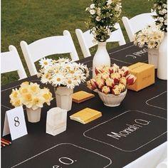 Unique Table Placecards