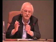 """Magistral conferencia de Antonio Escohotado """"Los Enemigos De La Realidad"""""""