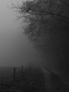 New Photography Nature Dark Mists Ideas Dark Photography, Black And White Photography, Landscape Photography, Grunge Photography, Gothic Aesthetic, Gray Aesthetic, Dark Places, Belle Photo, Dark Art