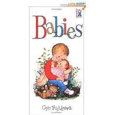 Babies (So Tall Board Books): Gyo Fujikawa: 9780448030845: Amazon.com: Books