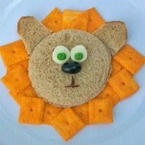 Awesome lunch box ideas! Getting creative with food!