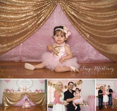 1st Birthday Party Photographer | Susy Martinez Photography