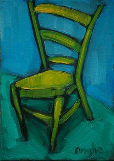 Angela Ooghe - #95 Dancing Chair