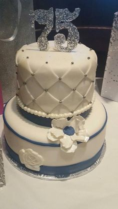 29 Best 75th Birthday Cakes Images