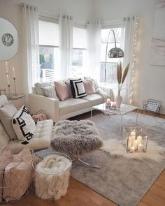30+ Awesome Large Living Room Decorating Ideas - #... - #Awesome #Decorating #Ideas #Large #living #Room #wohnzimmer