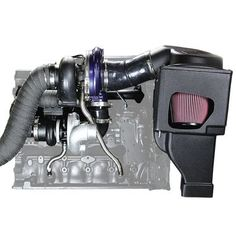 ATS AURORA PLUS 5000 COMPOUND TURBO SYSTEM (2003-2007 Dodge 5.9L)