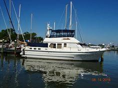 2001 Symbol 42 Classic Trawler Power Boat For Sale - www.yachtworld.com