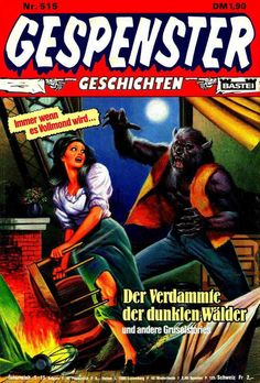 Cover for Gespenster Geschichten (Bastei Verlag, 1974 series) #515