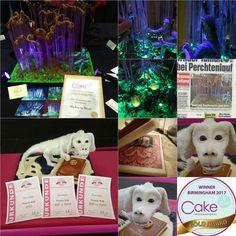 Love my work Love Cake, Teddy Bear, My Love, Artist, Wolf, Sugar, Animals, Design, Animales