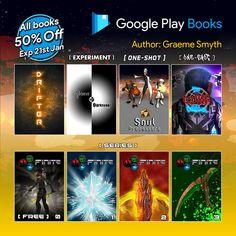 Expires 21st Jan 2021 #scifi #fantasy #action #adventure #ebook #comics #graphicnovels #xmas #NewYear2021 Digital Comics, Google Play, Science Fiction, 3 D, Sci Fi, Novels, 21st, Comic Books, Xmas