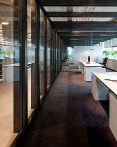 David Lewis Productions Headquarters By TANK Amsterdam Netherlands Retail Design Blog