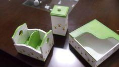 Kit cozinha,contendo paliteiro,porta açucar e adoçante e porta guardanapos de mesa