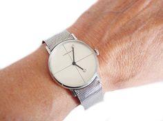 Mid Century Longines Diamond Watch Diamonds by ArtDecoAntiques