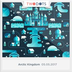 I carved out the Frosted Gold from the ice in the Arctic Kingdom! - playtwo.do/ts