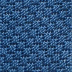 New to Needlepointing? Try These 56 Needlepoint Stitch Tutorials: Hungarian Diamonds - Diamond Hungarian Stitch