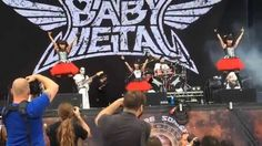 BABYMETAL Sonisphere Compilation Live