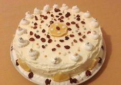 Oroszkrém torta egyszerűen recept foto