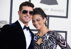 METCOTAINMENT: Robin Thicke and wife Paula Patton split up