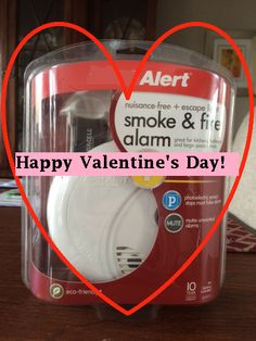 Best Valentine's Gift EVER  Last minute shoppers, still looking for a Valentine's gift? Montgomery County Fire and Rescue officials are recommending smoke alarms as the perfect Valentine's gift for loved ones. http://mcfrs.blogspot.com/2016/02/best-valentines-gift-ever.html
