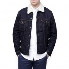 Purchase Levi's jeans and clothing from Number Six, London's best retailer for fresh contemporary menswear. Levis Jeans, Denim, Menswear, Jackets, Clothes, Shopping, Fashion, Down Jackets, Outfits