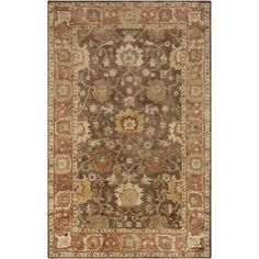 You'll love the Evelyn Coral/Ivory Oriental Rug at Joss & Main - With Great Deals on all products and Free Shipping on most stuff, even the big stuff.