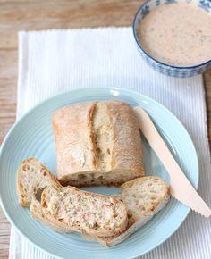 Zelfgemaakte sandwichspread | Flairathome.nl