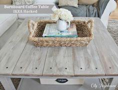 IKEA HACKS: personalizar la mesa LACK