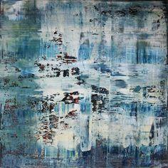 abstract N° 949 - SOLD [USA], Koen Lybaert