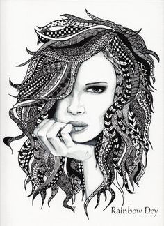 Pin by linda malone on zentangle in 2019 Zentangle Drawings, Zentangle Patterns, Art Drawings, Zentangles, Marker Drawings, Zantangle Art, Zen Art, Mural Art, Mandala Art Lesson