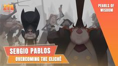 KLAUS | Sergio Pablos: Overcoming the cliché Sergio Pablos