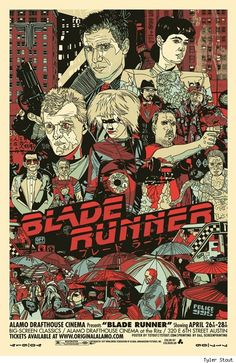 Tyler Stout's Mondo Poster Gallery - The Moviefone Blog