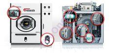 Thiết bị giặt là - Máy giặt công nghiệp - Máy giặt nhập khẩu