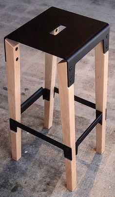 How To Woodworking Books Welded Furniture, Iron Furniture, Smart Furniture, Steel Furniture, Custom Furniture, Home Furniture, Furniture Design, Wood Projects, Woodworking Projects
