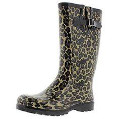 #Shoes #Apparel Nomad Footwear 5484 Womens Puddles Tan Rain Boots Shoes 9 Medium (B,M) BHFO #Christmas #Gifts