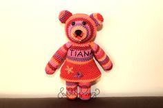 crochet bear www.haekelherz.de