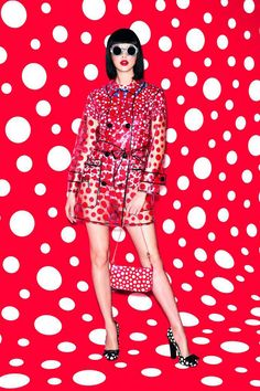Louis Vuitton & Yayoi Kusama Collection