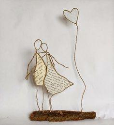 Ideias para fazer artesanato com arame                                                                                                                                                                                 Mais