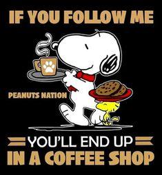 Coffee Gif, Coffee Meme, I Love Coffee, Coffee Quotes, Snoopy Quotes, Cartoon Quotes, Coffee Cartoon, Snoopy Comics, Snoopy Love