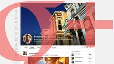 Google+ has rolled out new features for its profile and pages, including a Local reviews tab and larger cover photos.