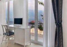 comfort room Bouganville lake view @ Hotel Europe | Gargnano | Lake Garda | Italy