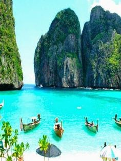 Which Phuket beach is best? Each Phuket beach has its own charms and beauty. You decide with the help of our rundown of top beaches on the Thai island of Phuket. Places Around The World, Oh The Places You'll Go, Places To Travel, Travel Destinations, Places To Visit, Holiday Destinations, Thailand Destinations, Thailand Resorts, Phuket Hotels
